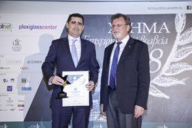 ΒΡΑΒΕΙΟ ΚΑΛΥΤΕΡΗΣ ΕΤΑΙΡΕΙΑΣ FTSE-LARGE CAP 2018 - 1ο Βραβείο: Ελληνικά Πετρέλαια