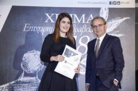 ΒΡΑΒΕΙΟ ΕΠΕΝΔΥΤΙΚΩΝ ΣΧΕΣΕΩΝ 2018 - 2ο Βραβείο: Alpha Bank