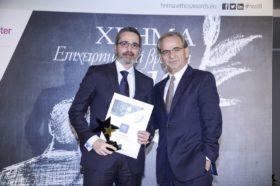 ΒΡΑΒΕΙΟ ΕΤΑΙΡΙΚΗΣ ΔΙΑΚΥΒΕΡΝΗΣΗΣ 2018 - 1ο Βραβείο: OTE