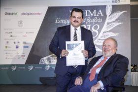 ΒΡΑΒΕΙΟ ΚΑΛΥΤΕΡΗΣ ΧΡΗΜΑΤΙΣΤΗΡΙΑΚΗΣ ΕΤΑΙΡΕΙΑΣ 2018, σύμφωνα με την αθροιστική αξία συναλλαγών χρεογράφων του ΧΑ - 1ο Βραβείο: Euroxx Χρηματιστηριακή ΑΕΠΕΥ