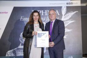 ΒΡΑΒΕΙΟ ΚΑΛΥΤΕΡΗΣ ΑΕΕΑΠ 2018 - 2ο Βραβείο: Briq Properties ΑΕΕΑΠ