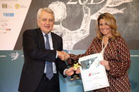 ΒΡΑΒΕΙΟ ΚΑΛΥΤΕΡΗΣ ΕΤΑΙΡΕΙΑΣ FTSE-LARGE CAP -2019 1ο Βραβείο: Όμιλος Ελλάκτωρ