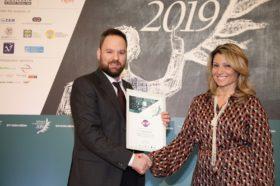 ΒΡΑΒΕΙΟ ΚΑΛΥΤΕΡΗΣ ΕΤΑΙΡΕΙΑΣ ΔΙΕΘΝΟΥΣ ΔΡΑΣΤΗΡΙΟΠΟΙΗΣΗΣ -2019 3ο Βραβείο: Κρι Κρι