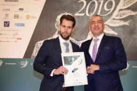 ΒΡΑΒΕΙΟ ΑΝΑΚΑΜΨΗΣ ΑΠΟΤΕΛΕΣΜΑΤΩΝ -2019 2ο Βραβείο: Τζιρακιάν