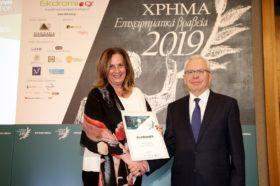 ΒΡΑΒΕΙΟ ΔΙΕΘΝΟΠΟΙΗΣΗΣ -2019 2ο Βραβείο: ΙΝΤΡΑΚΟΜ